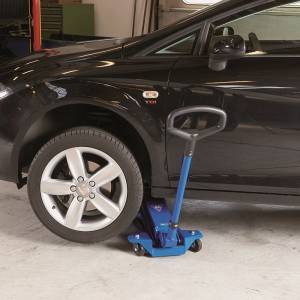 AC Hydraulic Car Jack