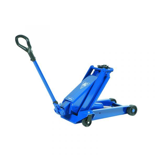 10 Ton Trolley : Tyrecare ac dk q ton trolley jack